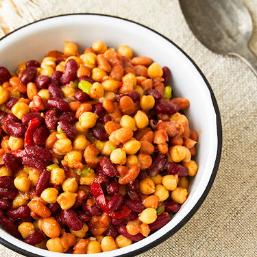 Creole Three Bean Salad