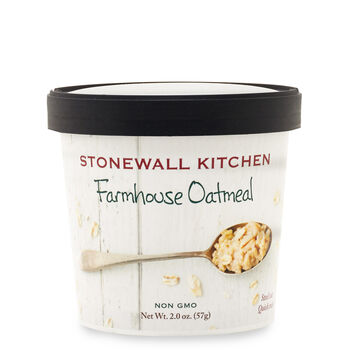 Single Serve Farmhouse Oatmeal