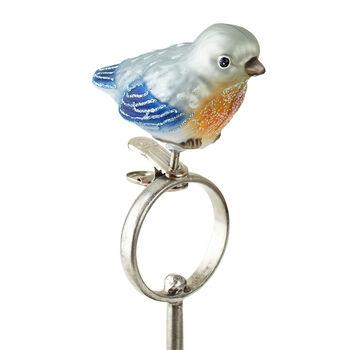 Baby Bluebird Ornament