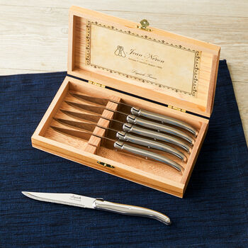 Laguiole Knives in box