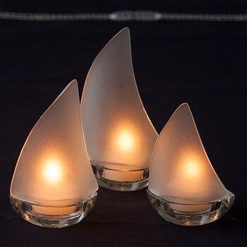 Regatta Candle Holders