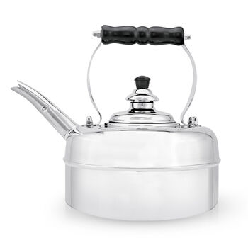 English Tea Kettle (Electric & Gas Stove)
