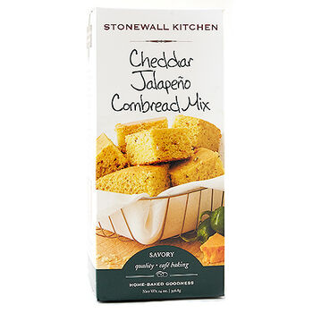 Cheddar Jalapeno Corn Bread