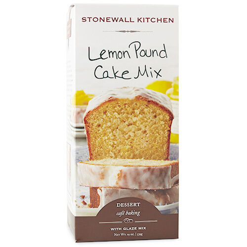 Lemon Pound Cake Mix