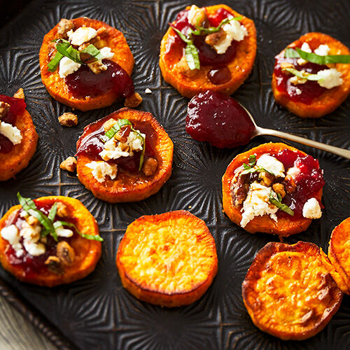 Cranberry Sweet Potato Rounds Stonewall Kitchen