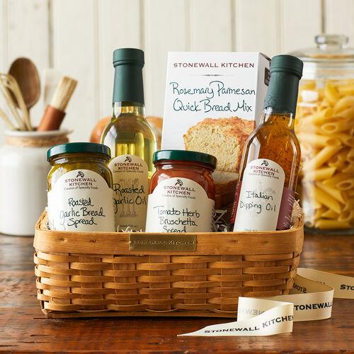 Antipasto Gift Basket