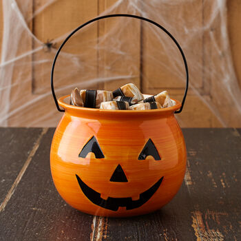 Jack 'O Lantern Treat Bowl