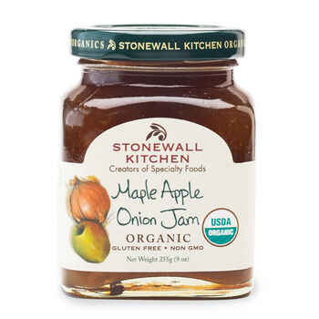 Maple Apple Onion Jam (Organic)