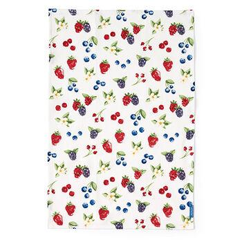 Mixed Berries Tea Towel