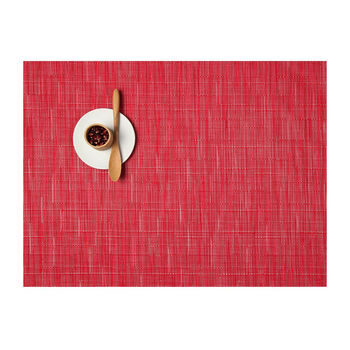 Chilewich Placemat Poppy Bamboo