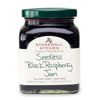 Seedless Black Raspberry Jam