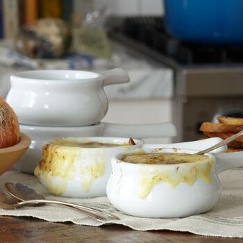 Onion Soup Crock