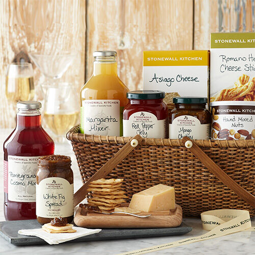 Happy Hour Gift Basket