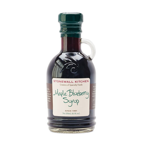 Maple Blueberry Syrup - Stonewall Kitchen