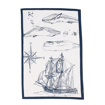 New Bedford Tea Towel