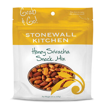 Honey Sriracha Snack Mix