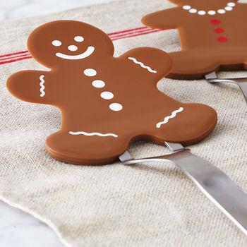 Gingerbread Man Spatula