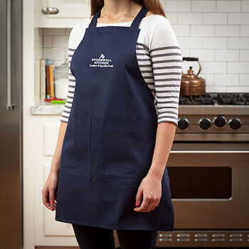 Stonewall Kitchen Apron - Navy