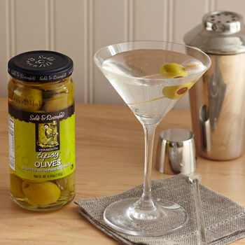 Vermouth Tipsy Olives