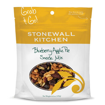 Blueberry Apple Pie Snack Mix