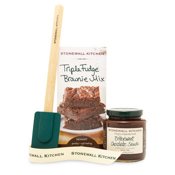Triple Fudge Brownie Grab & Go Gift