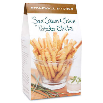 Sour Cream & Chive Potato Sticks