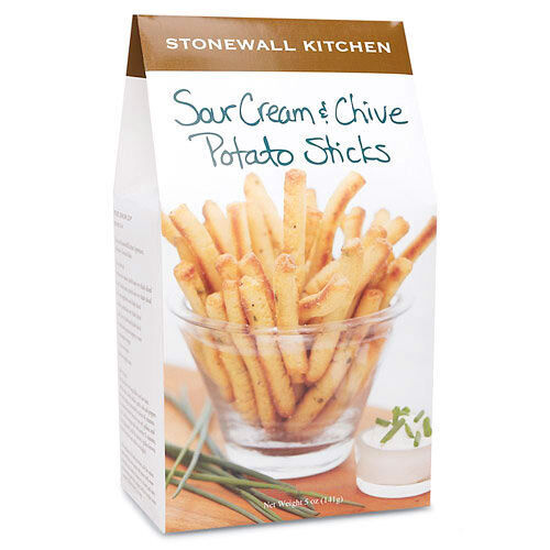 Sour Cream & Chive Potato Sticks