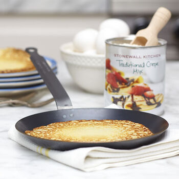 Steel Crepe Pan