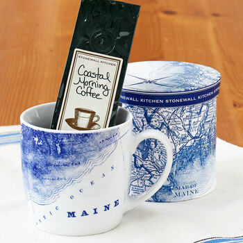 Down East Coffee Mug Gift
