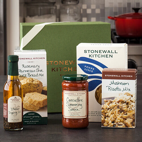 Signature italian dinner gift stonewall kitchen for Italian kitchen gifts