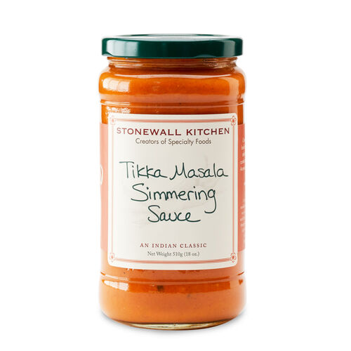 Tikka Masala Simmering Sauce