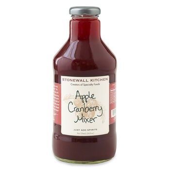 Apple Cranberry Mixer