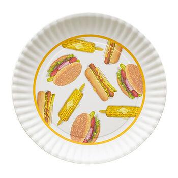 Summertime Melamine Platter