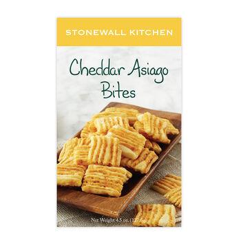 Cheddar Asiago Bites
