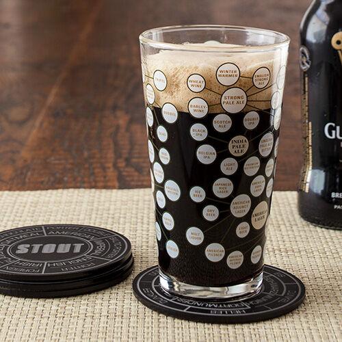 Beer Pint Glass