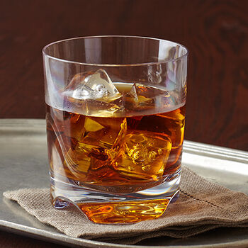 Strahl Double Old Fashioned Glass