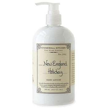 New England Holiday Hand Lotion