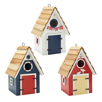 Dockside Birdhouse Collection