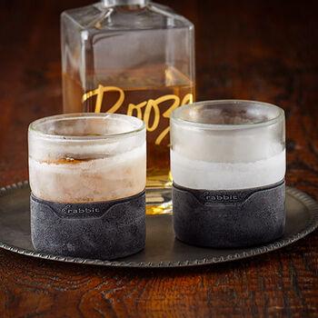 Freezable Whiskey Glasses
