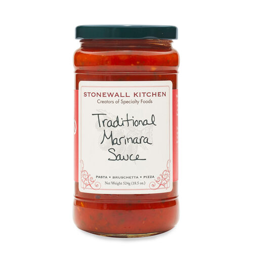 Traditional Marinara Sauce