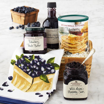 Our Blueberry Breakfast Gift