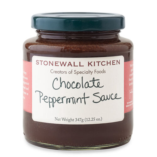 Chocolate Peppermint Sauce