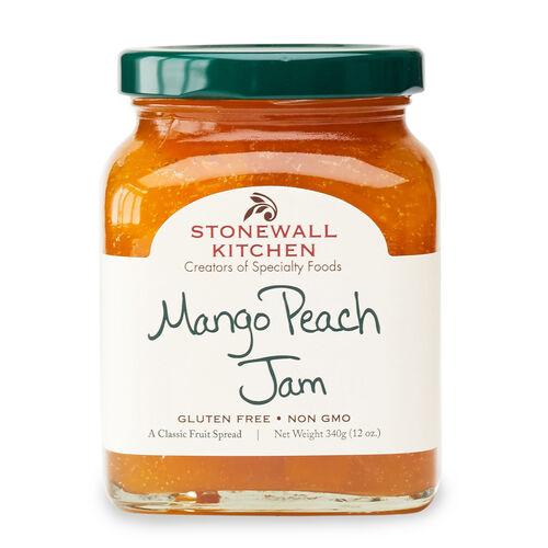 Mango Peach Jam