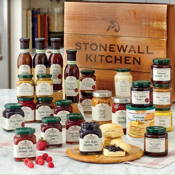 Stonewall Kitchen Company Classics Gift