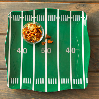 Football Field Tray