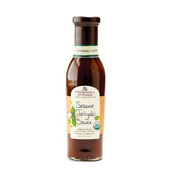 Organic Gluten Free Sesame Teriyaki Sauce
