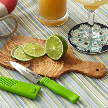 Paddle Cutting Board