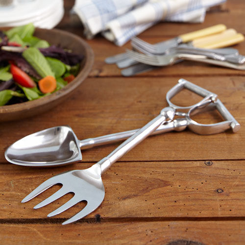 Garden Salad Servers