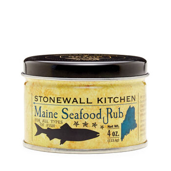 Maine Seafood Rub
