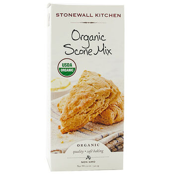 Organic Traditional Scone Mix